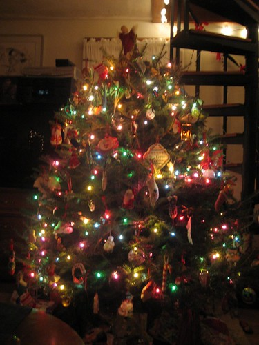 Kathy's Christmas Tree