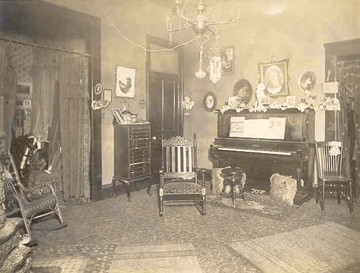 Interior 1880's