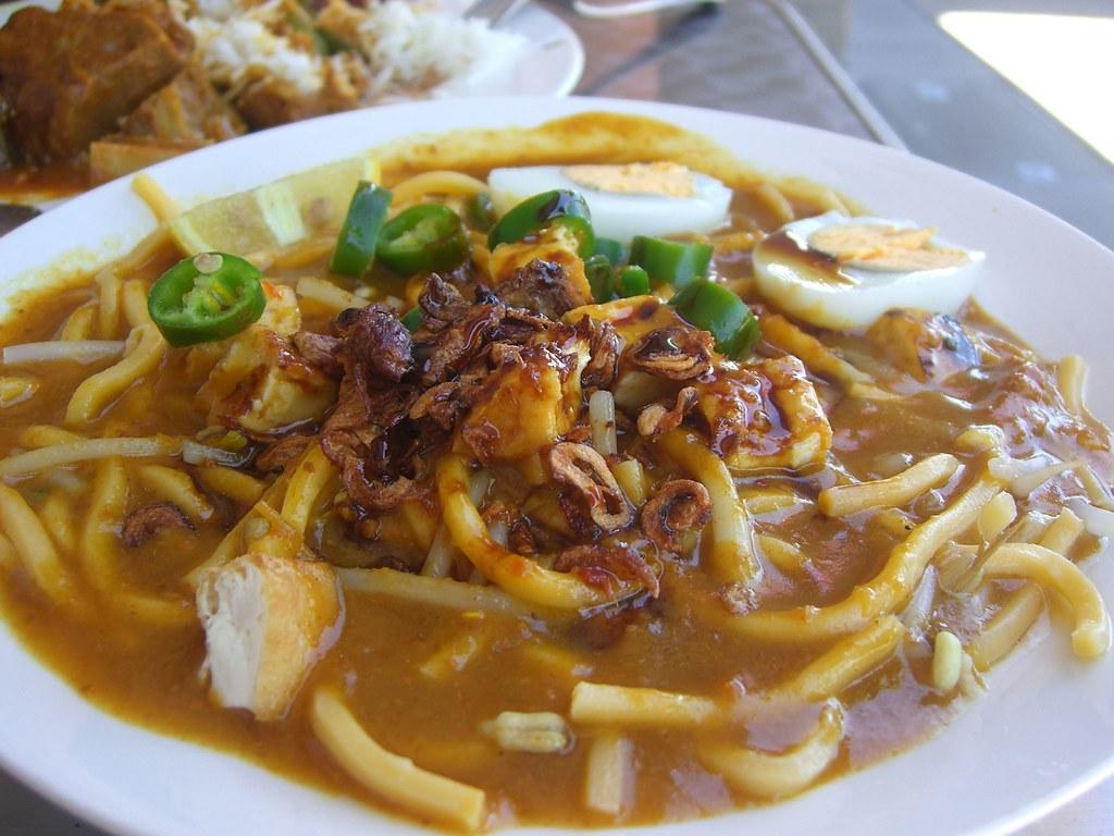 Mee Rebus - Tastes of Singapore | Flickr - Photo Sharing!