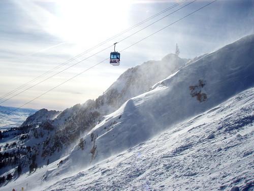 hub skiing ogden snowbasin