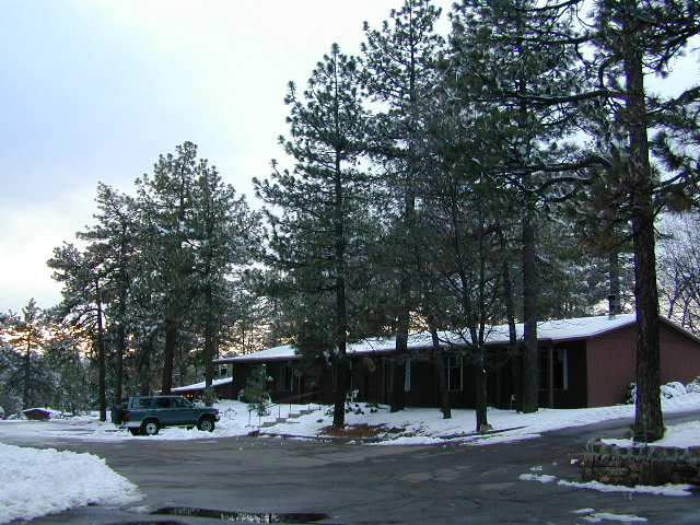 Laguna Mountain Cabins