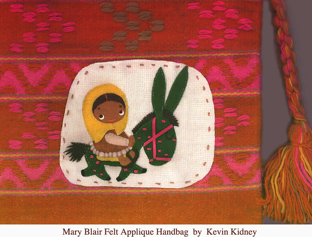 Mary Blair South American Bag