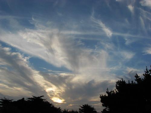 new newzealand clouds january zealand nz 2008 onlocation waitarere twlilight kiwifrenzy