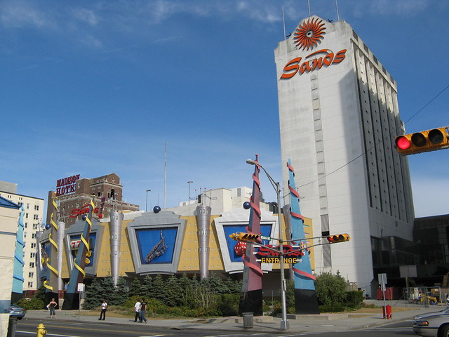Sand casino atlantic city revage casino