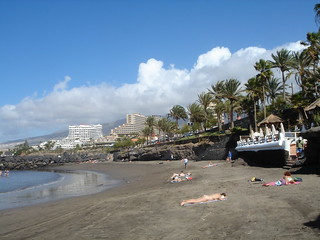 Playa de las Américas.