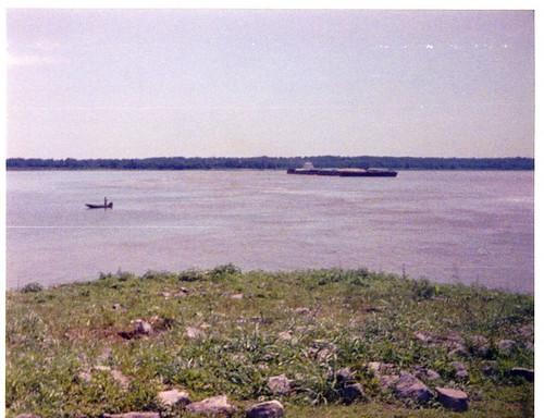 illinois cairo mississippiriver confluence