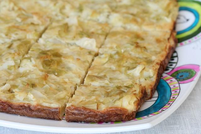 Cabbage pie / Kapsapirukas