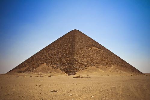 La pirámide roja - MrOmega