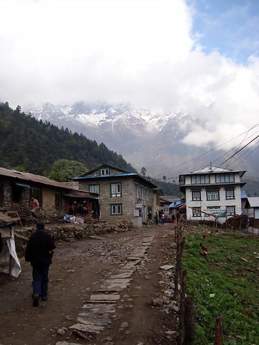namche bazar  Everest Base Camp Trek