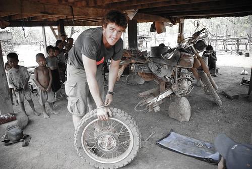 geotagged southeastasia laos motorbikes motorbikinginlaos geo:lat=1585701706843466 geo:lon=1063813229580104