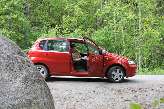 Rental Car Anchorage To Homer
