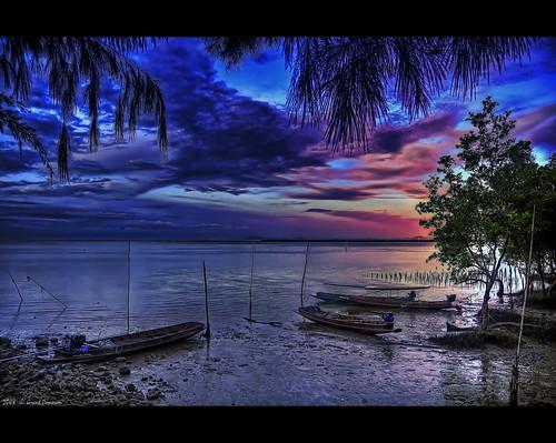 sunrise dawn lot don hdr hoi 5xp ดอนหอยหลอด grantthai grantcameron plusdigitalblending