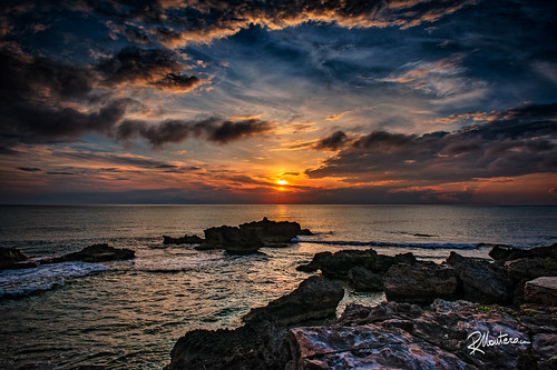caribbean clouds isla islamujeres island mantero riccardomariamantero sea blue landscape mexico outdoors sky travel water