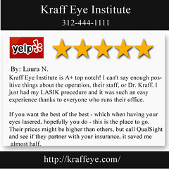 Laser Eye Surgery Chicago - Kraff Eye Institute (312) 444-1111