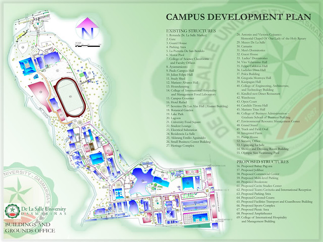 dlsud map flickr photo sharing