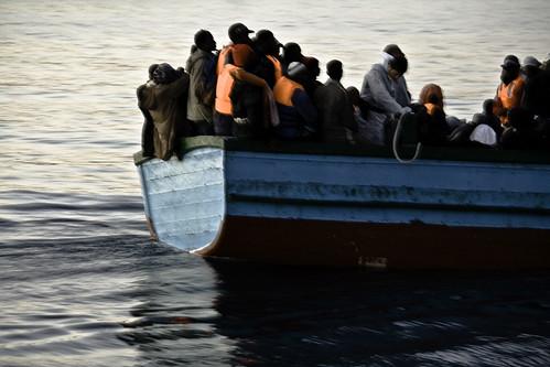 Lampedusa, proseguono gli sbarchi$