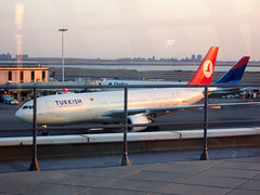 THY Turkish Airlines A330-203, TC-JN*