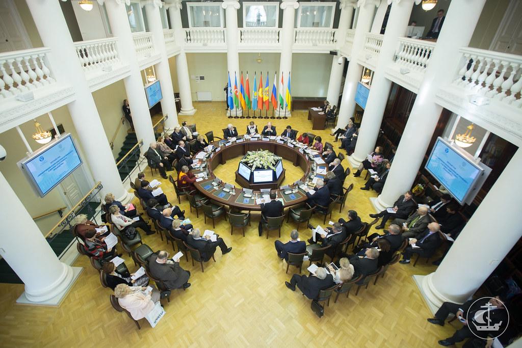 12 марта 2014, Круглый стол в Таврическом дворце / 12 March 2014, Round table in the Tauride Palace