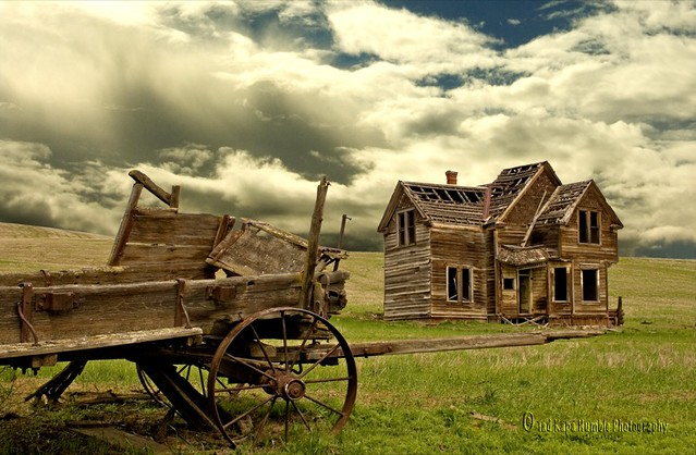 Abandoned Farm houses for Sale http://www.flickr.com/photos/mele_o_kapa/1601407389/