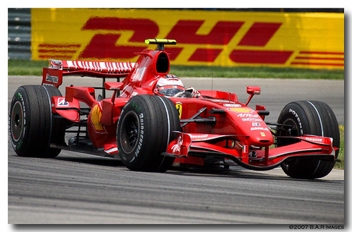 Kimi Raikkonen, New Formula 1 2007 World Champion!!