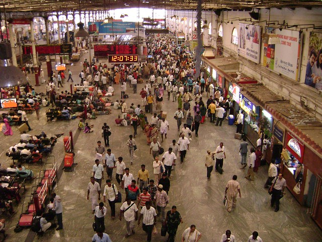 chennai -inside railway station1