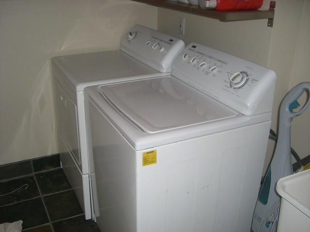 3.5 cu. ft. Front-Load Washer, White- Kenmore-Appliances-Washers