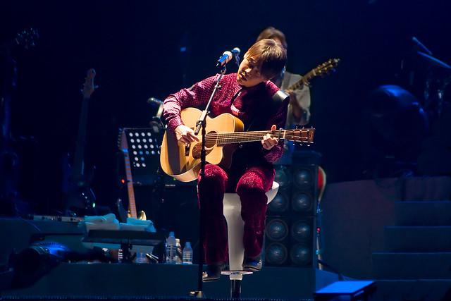 David Tao Live 2007 Guitar 1