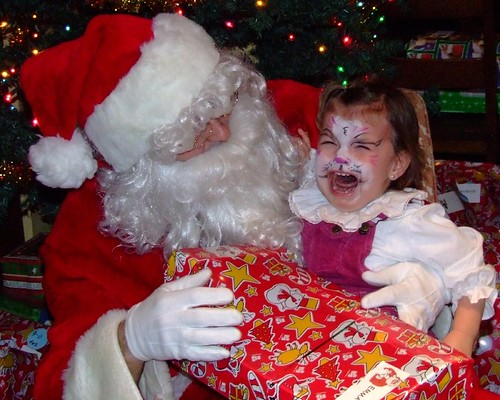 Why does Christmas have to be so scary?