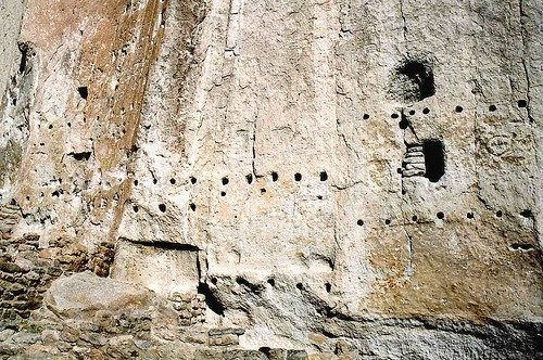 newmexico southwest bandelier frijolescanyon prehistoricsites
