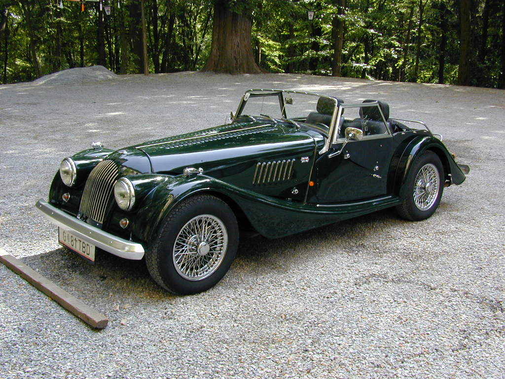 1994 morgan 4 4 zetec 1 8