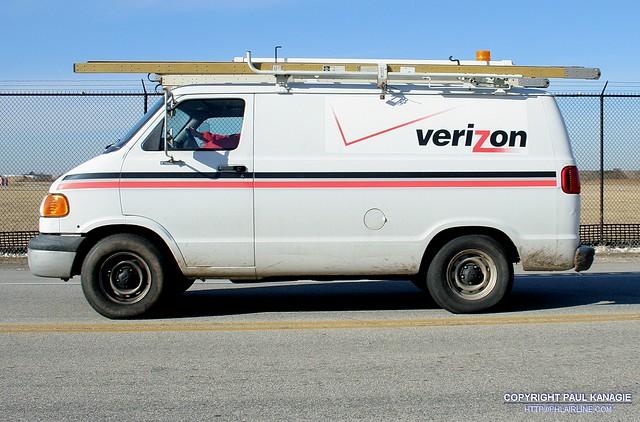 Verizon Van Verizon Van Phlairline Com Flickr
