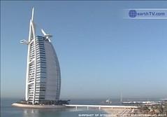 Video from earthTV.com - Jumeirah Beach, Arabian Gulf, Dubai, United Arab Emirates (Feb 14, 2008)