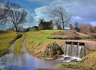Another Stogursey Castle HDR