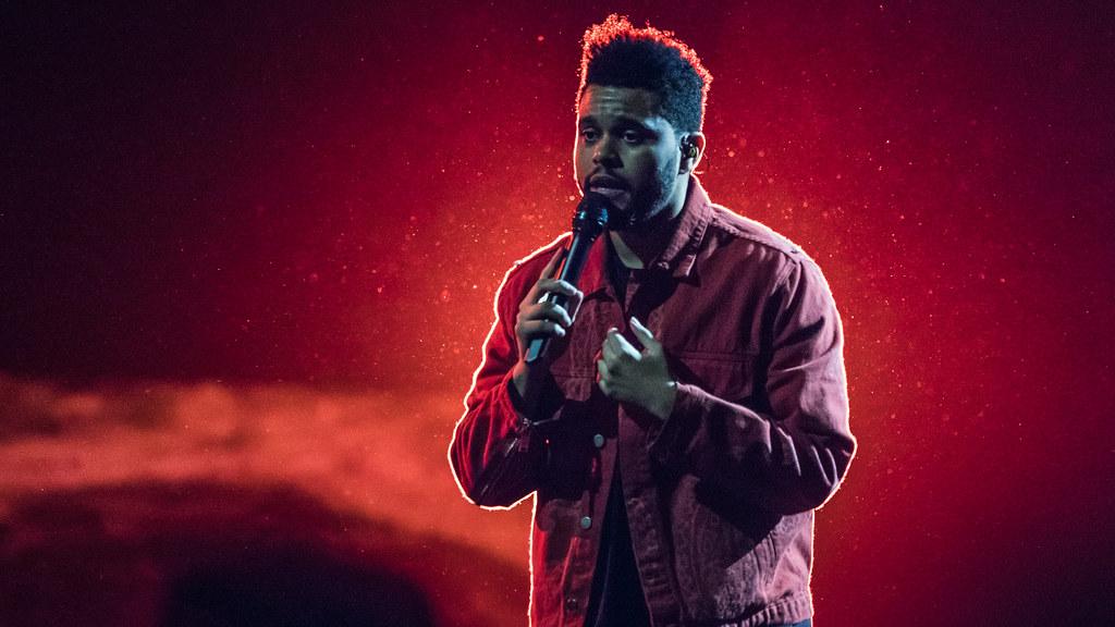 The Weeknd, Oslo Spektrum 2017