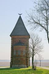Labūnavos dvaro bokštas iš ŠV