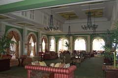 Lobby at the Grande
