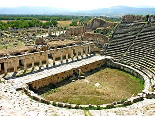 Turkey-2693 - Roman Theatre