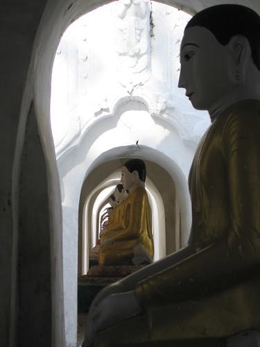 Kyauktawgyi Paya - Mandalay, Myanmar (Burma)