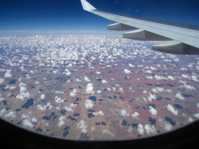 Big Travel Dreams: In the Clouds