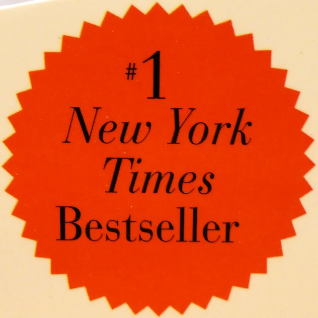 new york times bestseller list: