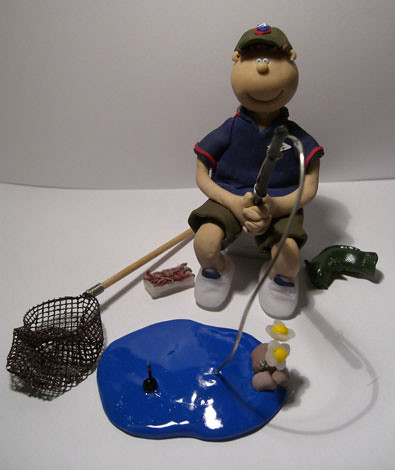 2315149332 for Fishing cake decorations