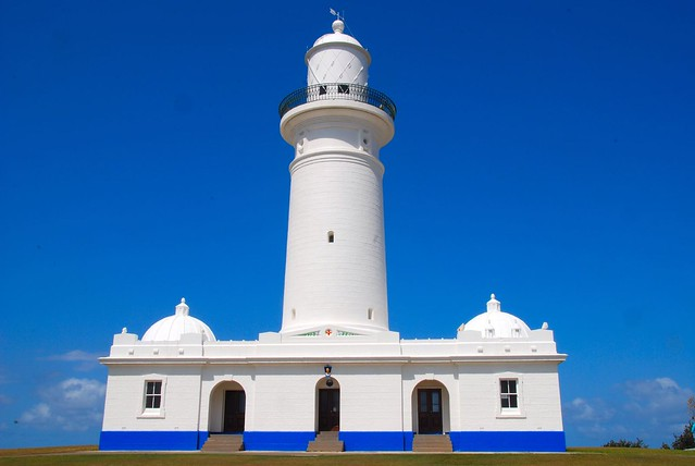 Lovely Old Lighthouse Down Under