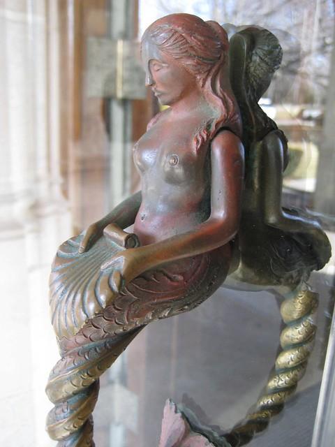 Mermaid Door Handle Flickr Photo Sharing