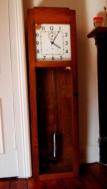 IBM Master Clock   Fli...