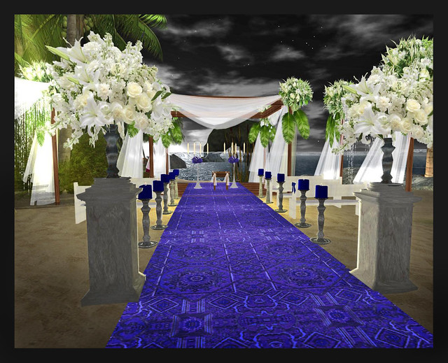 A Beach Wedding Venue My sl family and I plan and organise weddings to the