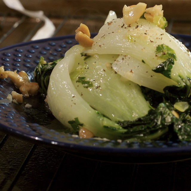how to cook baby bok choy recipes
