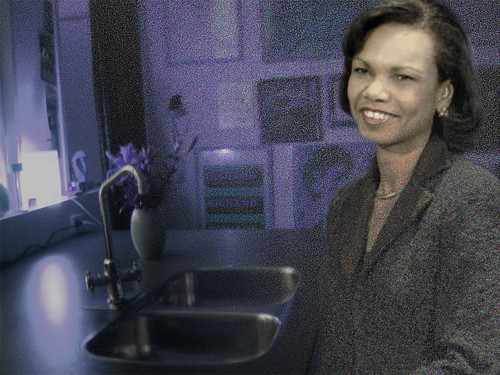condoleezza rice, wants to become president