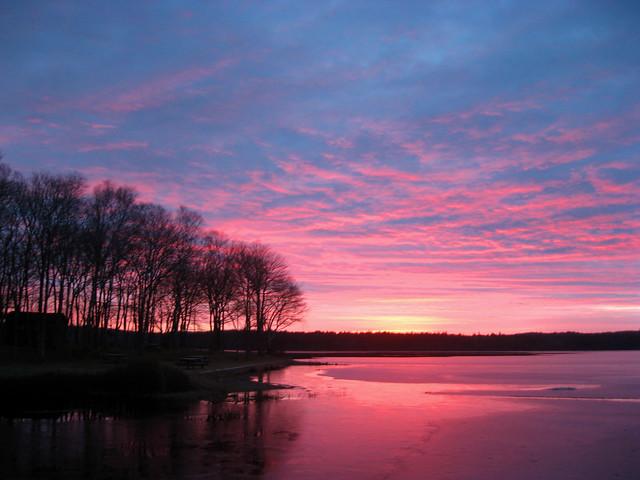Pink Sunrise | Flickr - Photo Sharing!