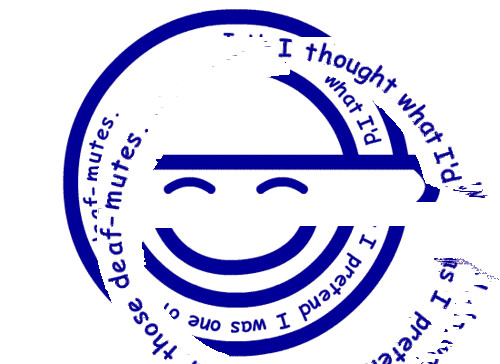 laughing man logo - photo #13