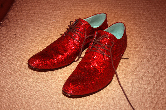 Sheffield Red Shoes
